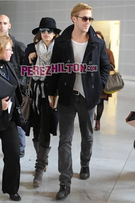Eva Mendes Ryan Gosling denmark