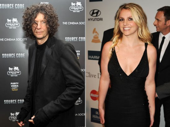 Howard Stern Britney Spears Feud