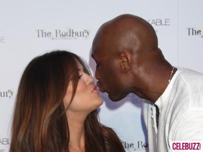 Khloe Kardashian and Lamar Odom's PDA Moments