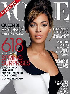 Beyonc   Vogue Cover Talks Motherhood and Daughter Blue Ivy