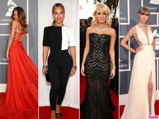 Grammy red carpet arrivals